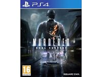Murdered Soul Suspect For PS4