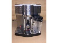 De'Longhi Espresso EC860M Coffee Machine, Silver