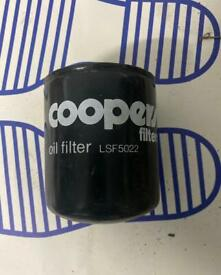 Coopers Oil Filter PN LSF5022