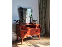 Mid Century G Plan Dressing Table