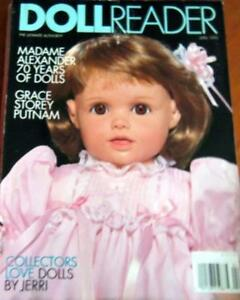 TEN DOLL READER/DOLL CRAFTER MAGS/OPEN UP A FASCINATING WORLD!