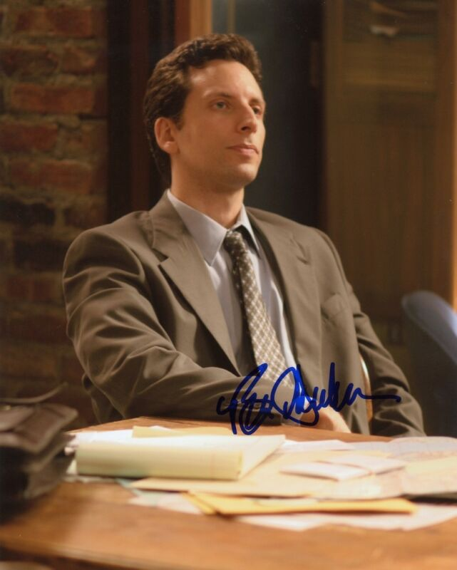 "Ben Shenkman ""Canterbury's Law"" AUTOGRAPH Signed 8x10 Photo B ACOA"