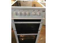 Beko 50cm Wide Fully Working Electric Ceramic Plate Cooker For Sale