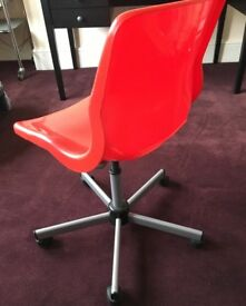 Ikea SNILLE Swivel chair