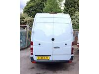 Mercedes Sprinter 313 2.5 LWB van