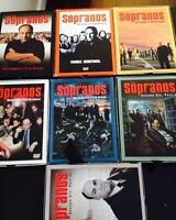 Complete series of The Sopranos