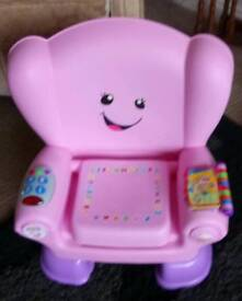 Fisher Price Musical Activity Seat