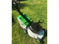 Etesia PBTS Professional Self Propelled Petrol lawnmower fully serviced 4 contractor gardener
