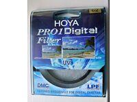 Hoya 62 mm UV Pro 1 Digital filter