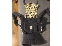 Ergobaby Carrier Original (In box with instruction manual)