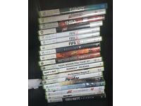 Bundle of Xbox 360 games!
