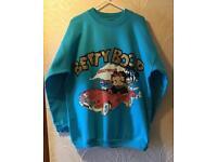 M&S BETTY BOOP Sweatshirt