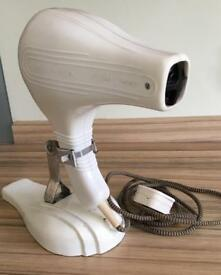 Pifco Hair dryer with stand.