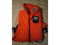 Helly Hansen Navigare Life Jacket – large size, for weights 60-90kg ( 9st 6lb to 14st 2lbs)