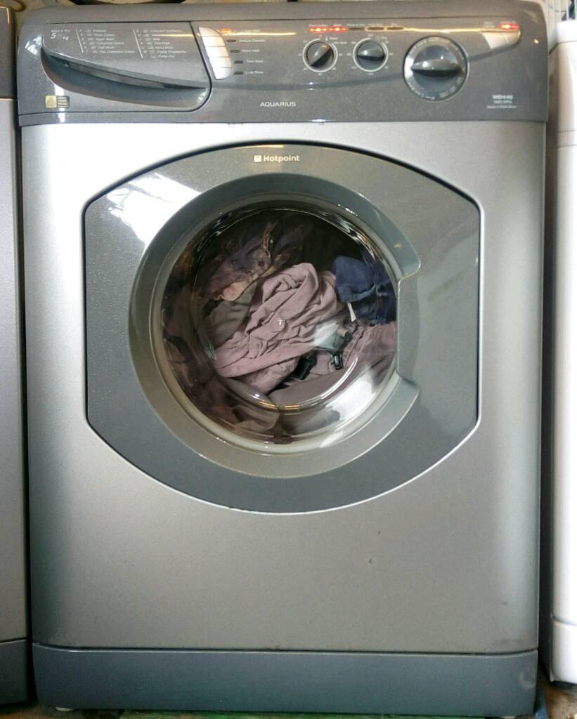 hotpoint wd440 all in one washer dryer for sale