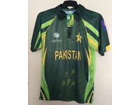 Pakistan Cricket Shirt 2013 Brand New £8 Bargain!