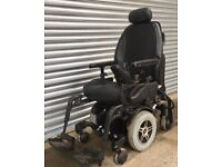 Bariatric power chair Pride Quantum 600 XL extra large mobility scooter