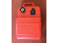 Genuine Yanmar 25 Litre marine fuel tank with Gauge Assembly for outboard motors
