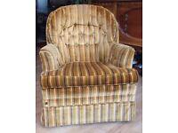 FREE - - - Swivel & rocking armchair