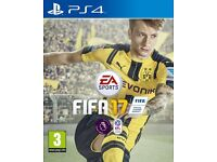 FIFA 17 - Standard Edition (PS4), Original product ***Brand New**** sealed. Xmas present?