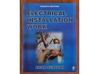 *** DIY - Electrical Installation Work from Brian Scaddan - VGC ***