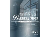Vinyl Hairdressing Barber Shop Business Signs Letters Numbers Personalised Vehicles Walls Windows