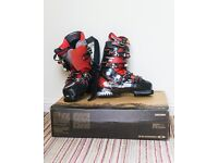 New Salomon Mission RS7 Ski Boots (Size 26.5 / UK 8)