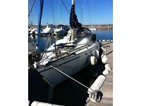 Miura 31 - GRP Fin Keel Sailing Yacht - 1978 - £4000 ONO - NO TIMEWASTERS