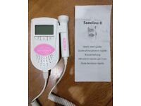 Sonoline B Baby Foetal Doppler