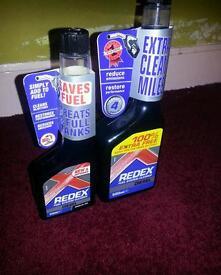 Redex fuel additive