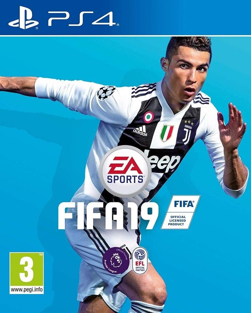 8298f202c Sony PlayStation 4 Pro (1TB) Console with FIFA 19 | in Wood Green ...