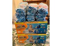 Huggies Little Swimmers Swim Pants Nappies Size 5-6 Baby 12-18kg Jumbo