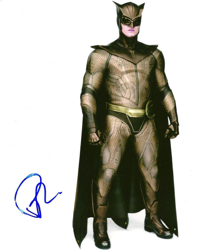 Patrick Wilson signed autograph Watchmen A-Team LOOK!