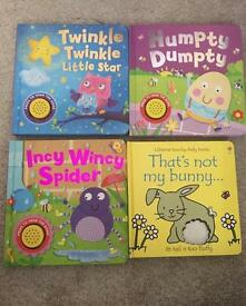 Four children's books £5