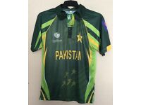 PAKISTAN CRICKET SHIRT, BRAND NEW £8 BARGAIN!