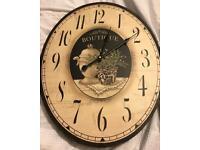 Large dining room clock