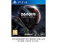 Get Mass Effect: Andromeda on Xbox One PS4 & PC from only £41.99!