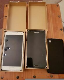 Samsung Galaxy S5's for sale