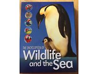 The Encyclopaedia Of Wildlife And The Sea - Brand New
