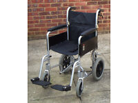 Wheelchair Enigma Folding will fit in car boot