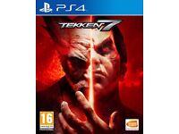 Tekken 7 PS4 great condition