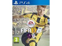 New & Sealed* FIFA 17 PS4