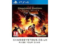 Get Dragon's Dogma: Dark Arisen HD for Xbox One & PS4 for just £24.49!