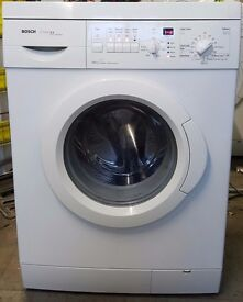 BOSCH WASHING MACHINE - 6KG LOAD - FAST 1400 SPIN - A CLASS ENERGY - GUARANTEED