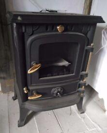 New Wood Burner 4 kw