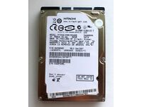 "HDD 2.5"" HITACHI 80GB SATA 1.5Gb/s"