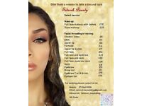 Always Available beautician and makeupartist in Falkirk area