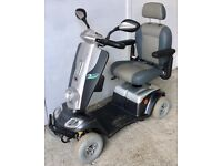 Medium Size 8mph Pavement Mobility scooter - Kymco Midi XL