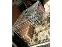 Large Dog Crate Cage