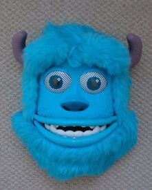 New unused mask. Sully from monsters Inc. The mouth moves when you talk.